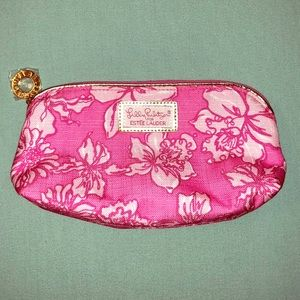 NEW Lilly Pulitzer Floral Makeup Bag